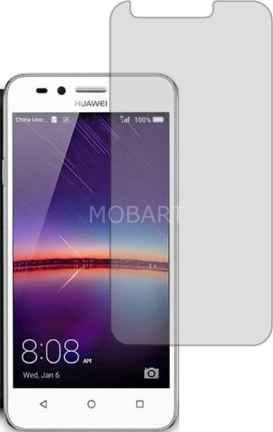 MOBART Tempered Glass Guard for Huawei Y3 2 (ShatterProof, Flexible)