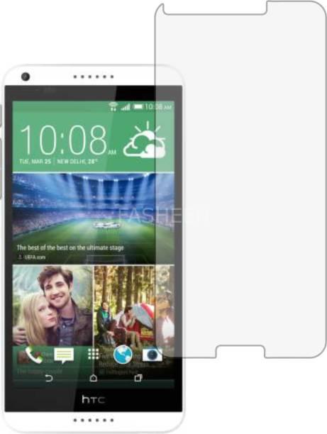 Fasheen Tempered Glass Guard for HTC 816G Dual Sim (ShatterProof, Flexible)