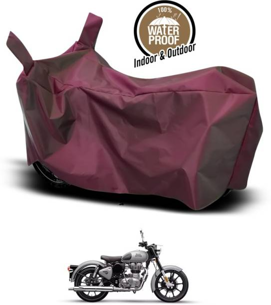 MITHILA MART Two Wheeler Cover for Royal Enfield