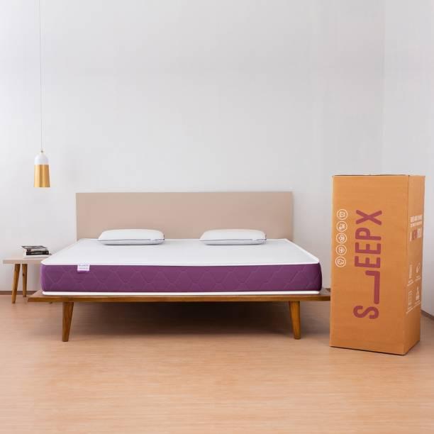 SleepX Ortho 8 inch King Memory Foam Mattress