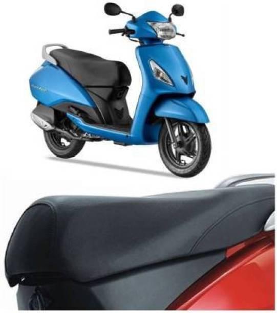 Malhotra seat cover Single Bike Seat Cover For TVS Jupiter