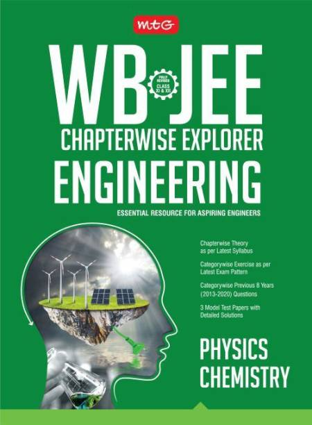 Wb Jee Chapterwise Explorer Physics and Chemistry -Engineering