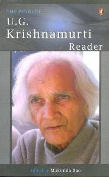 The Penguin U.G. Krishnamurti Reader