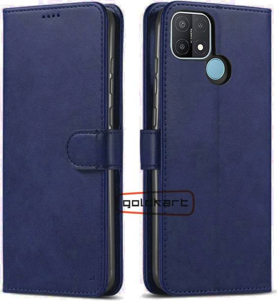 GoldKart Back Cover for Oppo A15, Oppo A15s