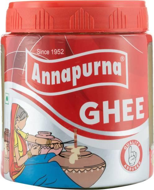 Annapurna Ghee 500 ml Glass Bottle