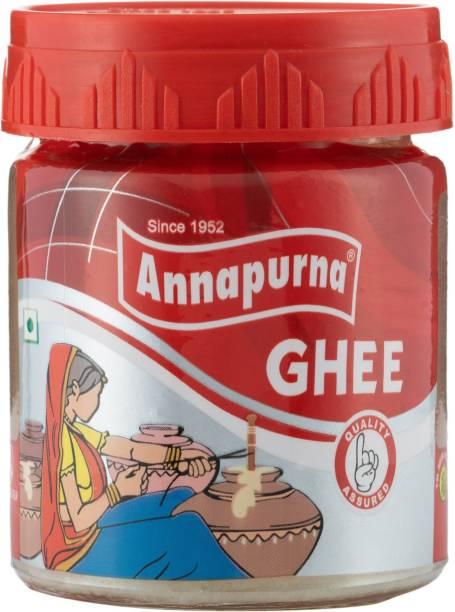Annapurna Ghee 100 ml Glass Bottle