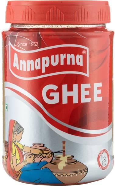 Annapurna Ghee 750 ml Glass Bottle