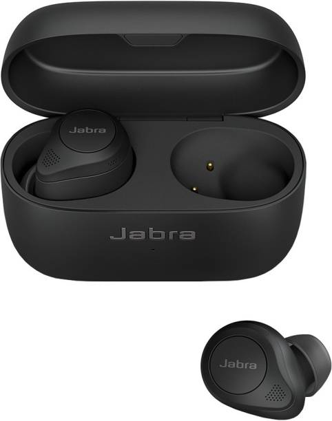 Jabra Elite 85t with Advanced Active Noise Cancellation Bluetooth Headset