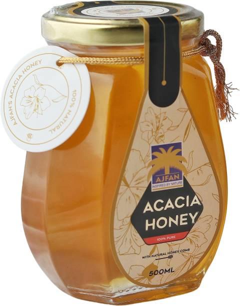 AJFAN || Acacia Honey 100% Pure