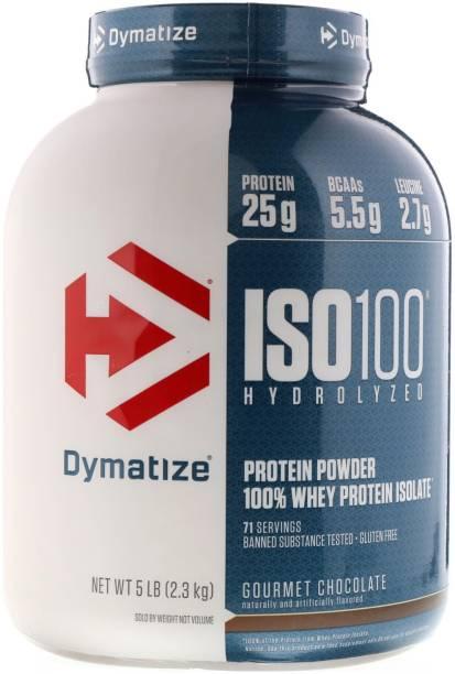 DYMATIZE ISO 100 (Gourmet Chocolate) Whey Protein