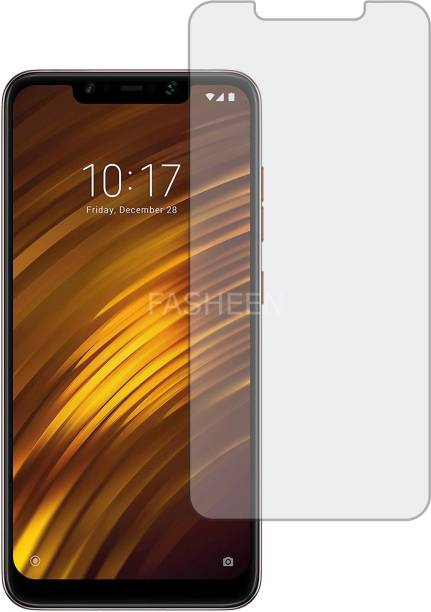 Fasheen Tempered Glass Guard for POCO F1