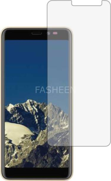 Fasheen Tempered Glass Guard for MOBIISTAR C1 LITE