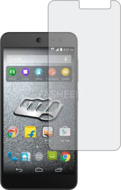 Fasheen Tempered Glass Guard for MICROMAX CANVAS XPRESS 2 E313 (ShatterProof, Flexible)