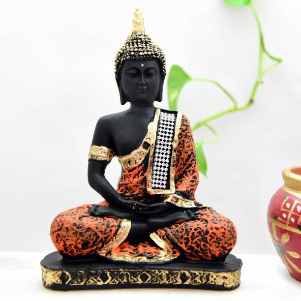 Royalbox Vastu Fangshui Religious Idol of Lord Gautama Buddha Statue Decorative Showpiece  -  22 cm