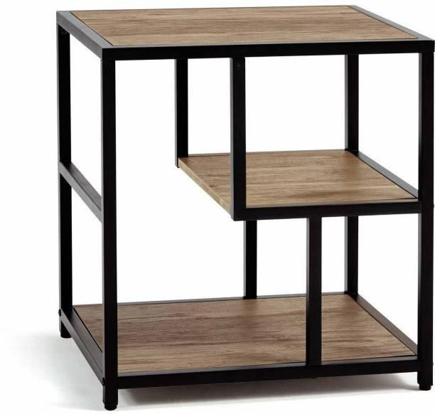 PRITI Engineered Wood Side Table