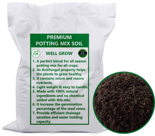 MyOwnGarden POTTING MIX SOIL Manure
