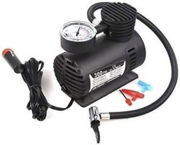 NASIT ENTERPRISE 300 psi Tyre Air Pump for Car & Bike