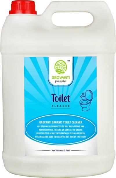 GROVANTI ORGANIC TOILET CLENER 5 LITER Ocean Liquid Toilet Cleaner