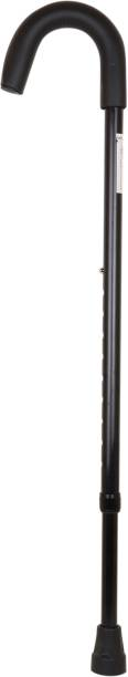 Entros Premium Hight Adjustable Aluminum Single U-Shaped Folding Walking Stick - KL928L Walking Stick