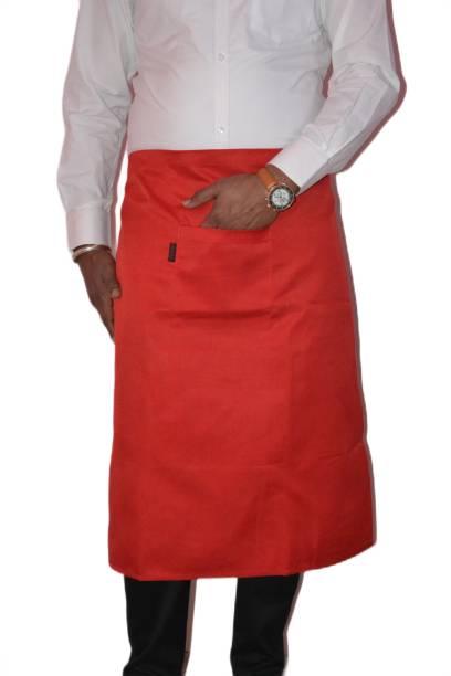 RASHO Cotton, Polyester Home Use Apron - Free Size