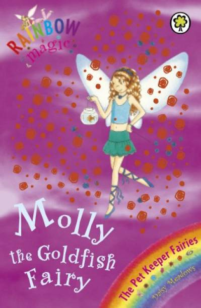 Rainbow Magic: Molly The Goldfish Fairy