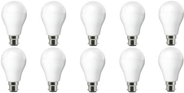 Smuf 9 W Round B22 LED Bulb