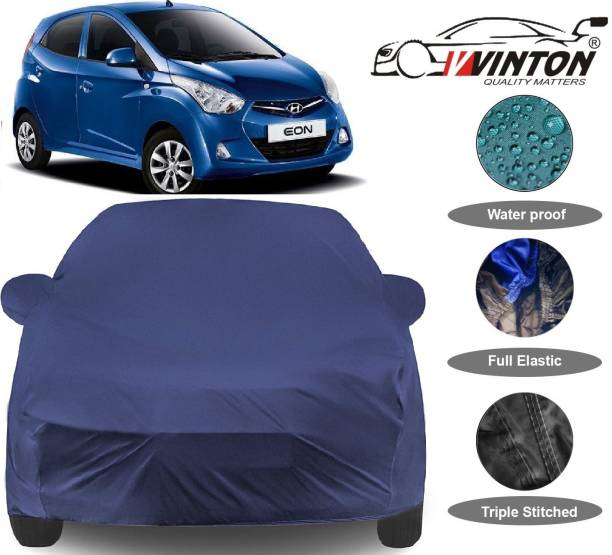 V VINTON Car Cover For Hyundai Eon (With Mirror Pockets)