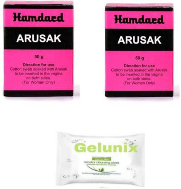 gelunix wipes and cream