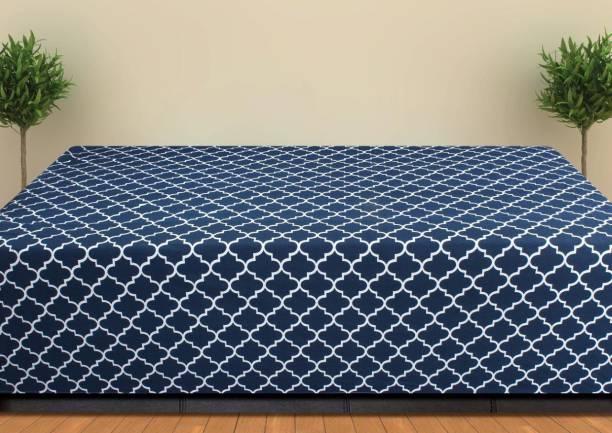 Home Elite 144 TC Microfiber Single Paisley Bedsheet
