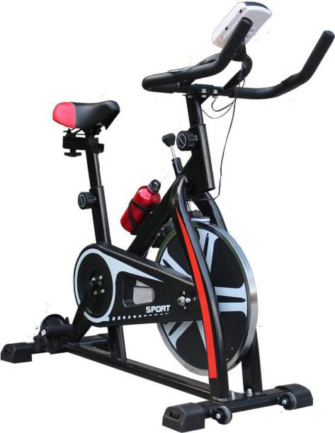 Powermax Fitness BS-130 Home Use Group Bike/Spin Bike Spinner Exercise Bike