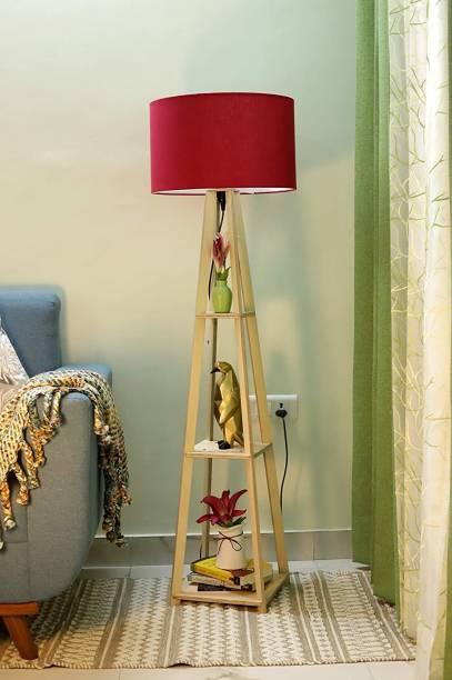 Crosscut Furniture Tripod Floor lamp