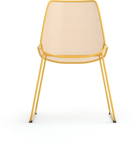 MAY PROJECTS ALTEK ITALIA - TWO perforated chair MADE IN ITALY Engineered Wood Living Room Chair