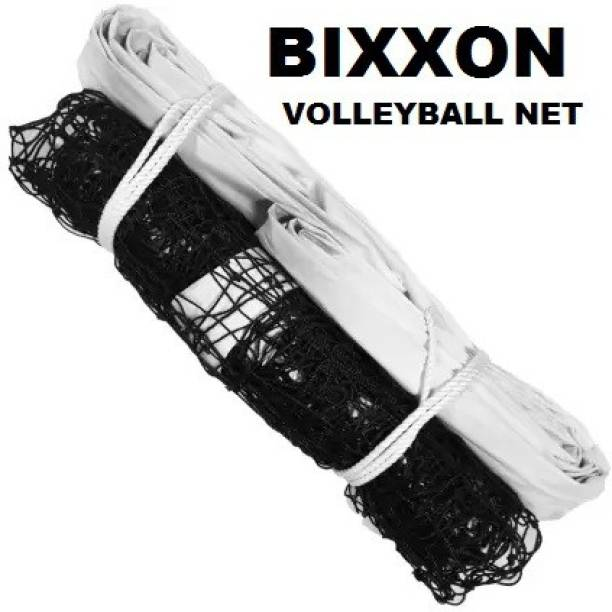 Bixxon Volleyball Net 4 Side Tape 5 mm Rope Volleyball Net