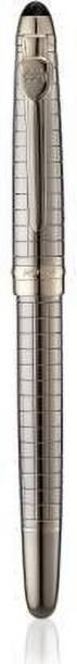 JINHAO gunmetal checks 163 fountain pen Fountain Pen