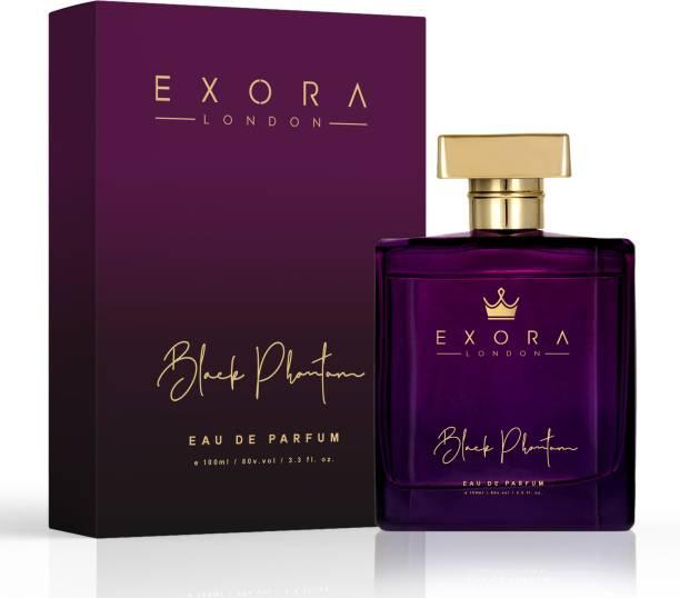 EXORA Black Phantom Perfume Edu 100ml Eau de Parfum  -  100 ml