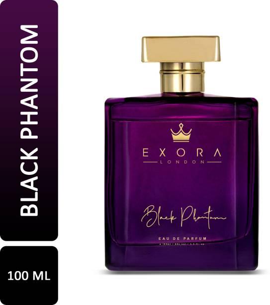 EXORA New Black Phantom Perfume Edu 100ml Eau de Parfum  -  100 ml