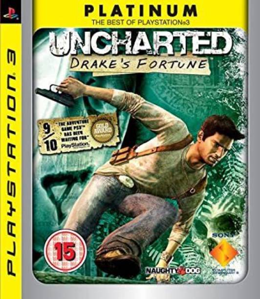 Uncharted: Drake's Fortune [PLATI] (for PS3) (PLATINUM)