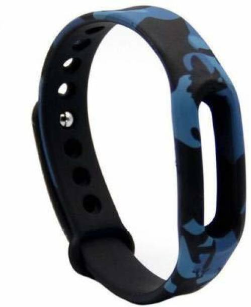Datalact Premium Quality Replacement Strap Camouflage Smart Band Strap Smart Band Strap