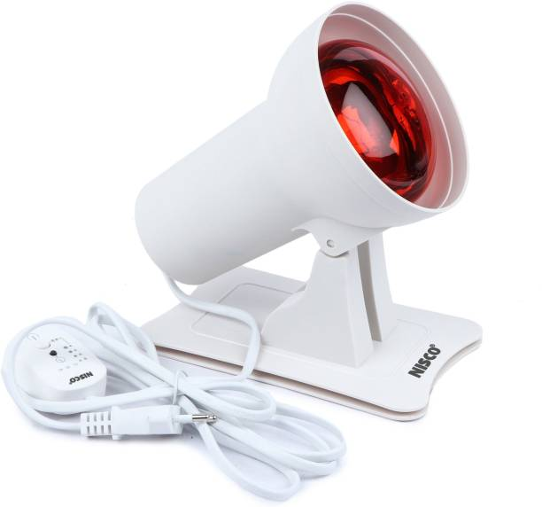 NISCO IR-01 Electric Infrared Lamp/Heat Therapy Lamp For Pain Relief Table Lamp