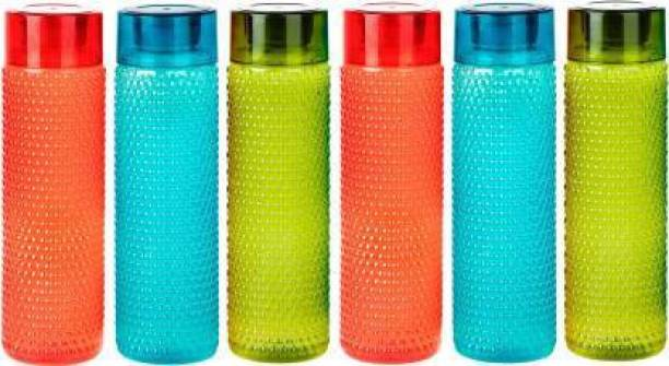 Filox Superior Quality Water Fridge Sports Bottle For College School Office Set Of 1 1100 ml Bottle
