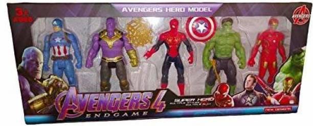 hug nation avengers thanos set