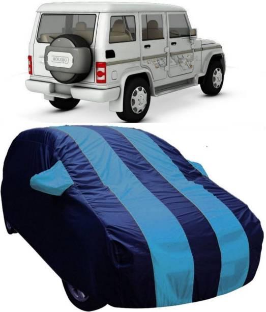 V VINTON Car Cover For Mahindra Bolero (With Mirror Pockets)