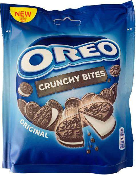 OREO Crunchy Bites Original 110g Cream Sandwich