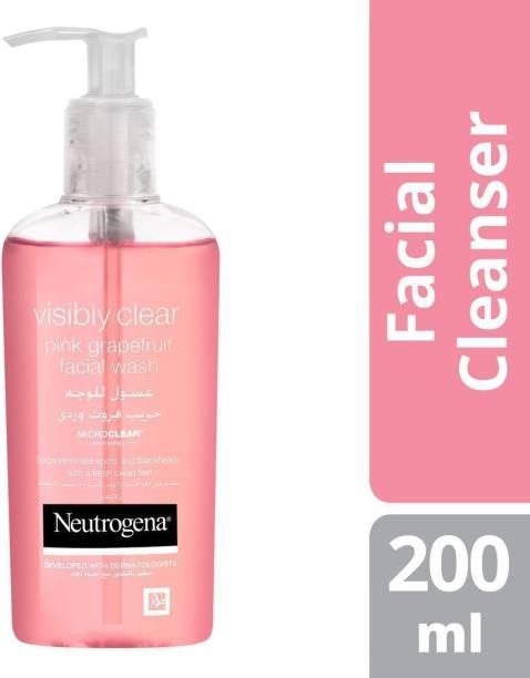 NEUTROGENA PINK GRAPEFRUIT FACE WASH Face Wash