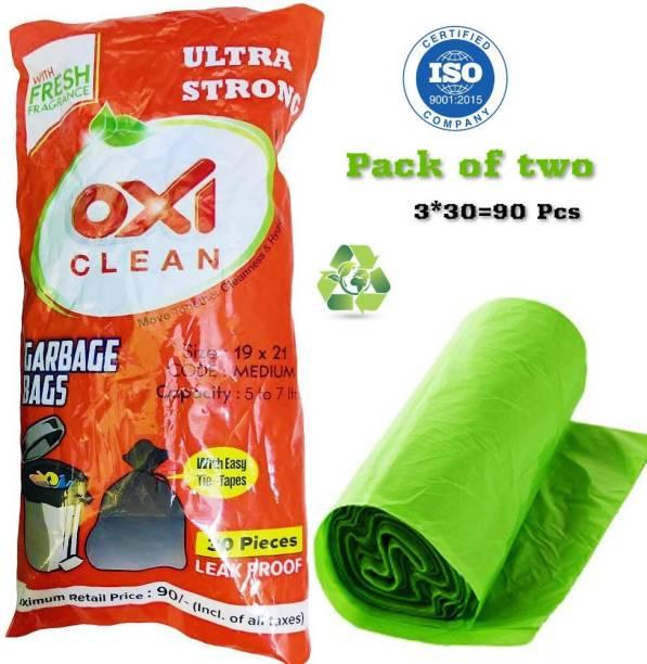 Oxi Clean OICENGR19*21GARBAGE03M Medium 3 L Garbage Bag