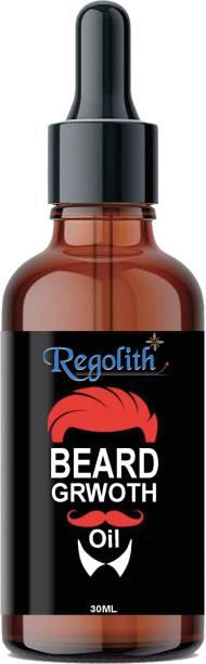 Regolith Beard Growth Oil for Specially Men - for Beard Growth - hair oil  Hair Oil