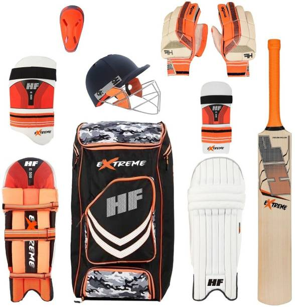 HF EXTREME EDITION FULL SIZE ( IDEAL FOR 15-21 YEARS ) COMPLETE Cricket Kit