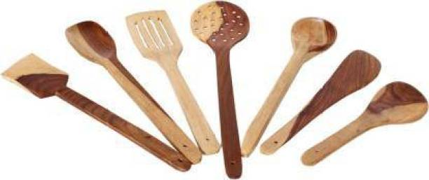 Alpha Gravity Wooden Spatula