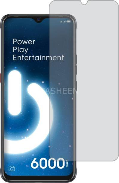 Fasheen Tempered Glass Guard for TECNO SPARK POWER 2
