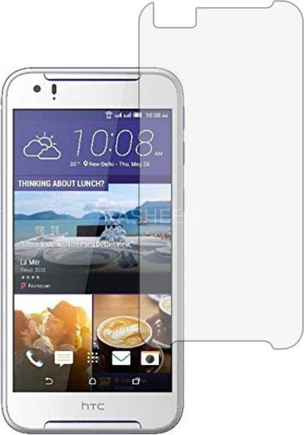 Fasheen Tempered Glass Guard for HTC 830 DUAL SIM (ShatterProof, Flexible)
